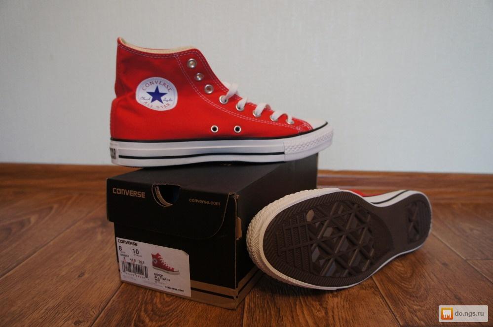 Продам новые кроcсовки Converse 41,5 размер фото, Цена - 2500.00 руб.,  Красноярск - НГС.ОБЪЯВЛЕНИЯ b2df1d22232