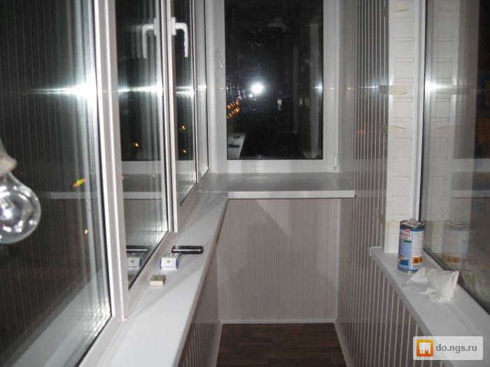 Окна и балконы . цена - 2400.00 руб., красноярск - нгс.дом.