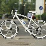 Новый модный велосипед с быстрой доставкой красноярск, Красноярск