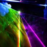 Украсим ваш праздник лазерными эффектами, Красноярск