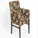 Деревянное кресло Квин для отеля и ресторана, Красноярск