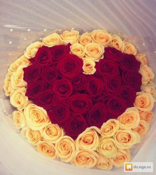 Букет роз из 33