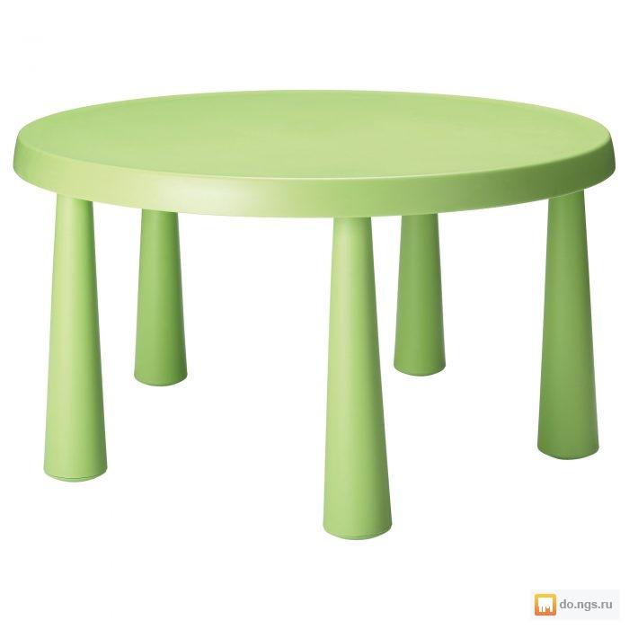 стол детский маммут зеленый икеа новый фото цена 130000 руб