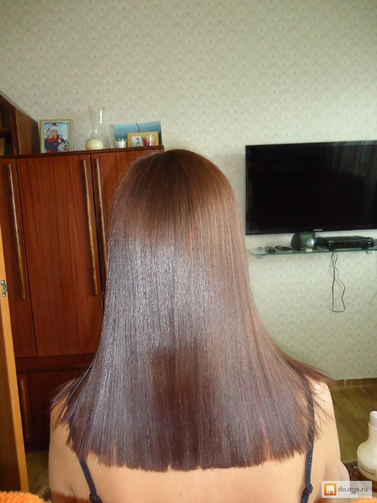 Температура для кератинового выпрямления волос