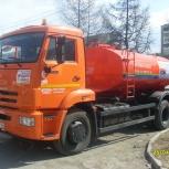 Доставка воды водовозом, Красноярск