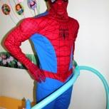 Человек паук на праздник, Красноярск