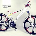 Новый брендовый велосипед bmw с гарантией 2 года + подарок, Красноярск