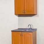 Кухонный шкаф под мойку + верхний под посуду, Красноярск