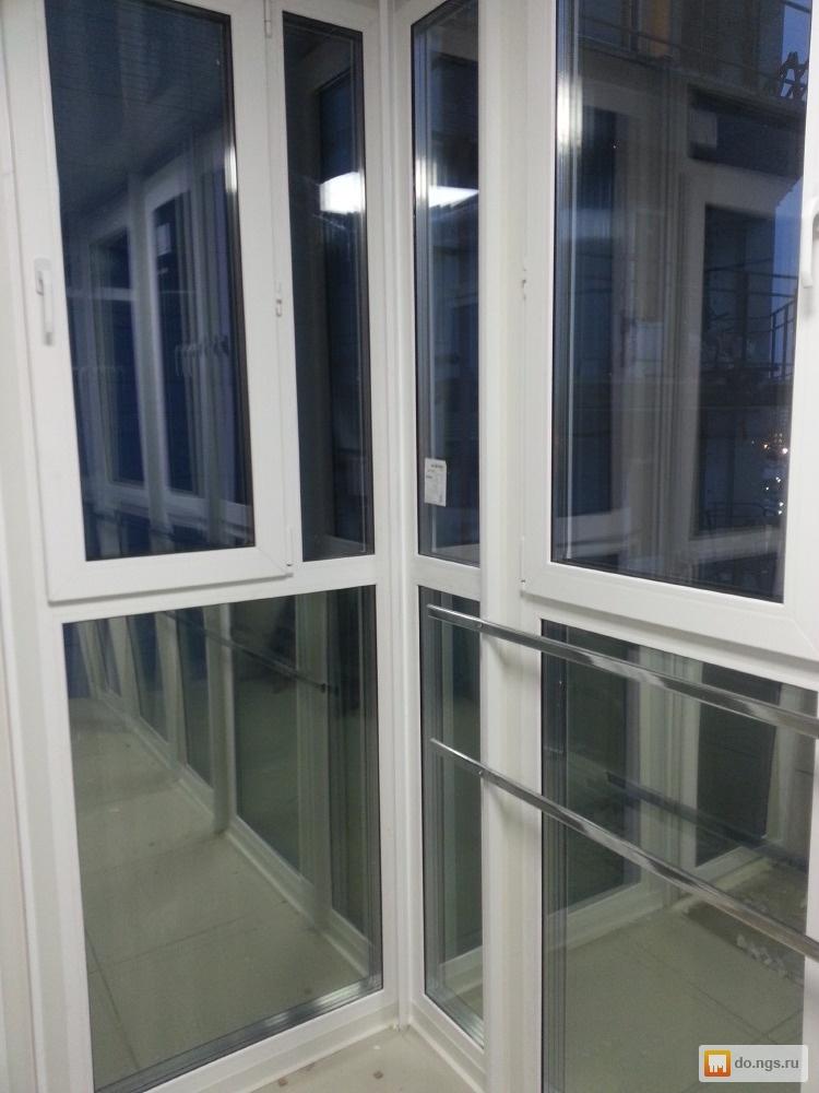 Остекление,утепление балкона,лоджии(система встроенного балк.