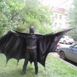 Супергерои Бэтмен, спайдермен,  на детский праздник, Красноярск