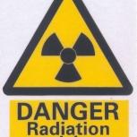 Измерение уровня радиации дозиметром, Красноярск