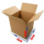 Упаковка для переезда. Коробки, пузырчатая пленка, скотч, мешки картон, Красноярск