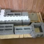 Камень перегородочный (заборный)         блок, Красноярск