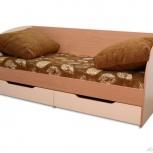 """""""Юниор"""" - односпальная кровать с двумя выдвижными, Красноярск"""