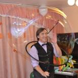 Шоу мыльных пузырей, Красноярск