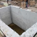 Монолитные погреба из железобетона, Красноярск