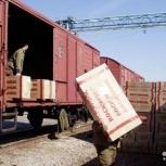 Выгрузка железнодорожных вагонов, Красноярск
