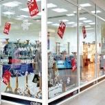 Оформление витрин, брендирование магазинов и офисов, Красноярск
