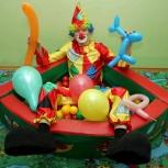 Клоуны на Дне Рождения вашего ребенка!, Красноярск