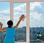 Мойка окон балконов лоджий, Красноярск