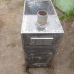 банная печь, Красноярск