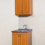 Кухонный шкаф нижний мойка+ верхний для посуды, Красноярск