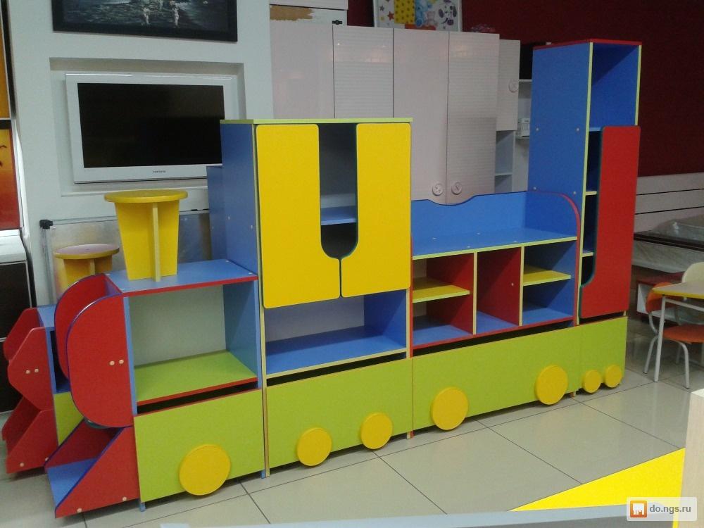 Мебель для детских садов. Яркая качественная мебель для детс.