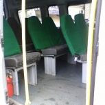 Микроавтобус 14 пас мест. город. межгород, Красноярск, Красноярск